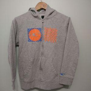 2/15$ O'NEILL Boys gray graphic vest